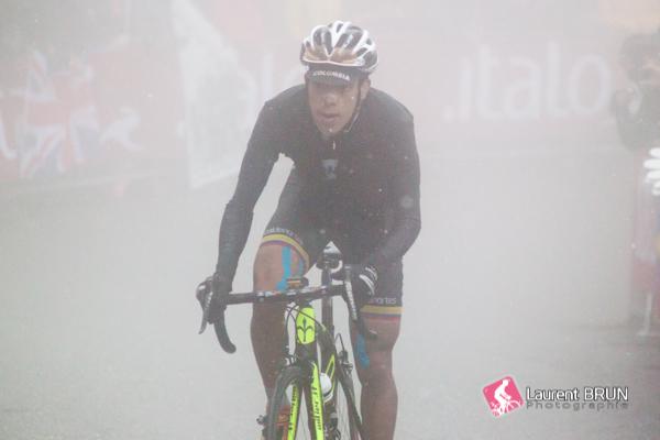 Colombia est dans le brouillard ces derniers temps ...
