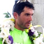 Ghader Mizbani, double vainqueur de l'épreuve