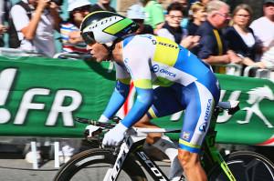 Svein Tuft, lors de son Tour victorieux !