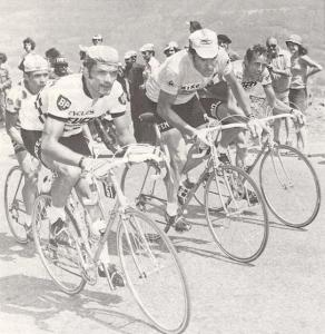 Merckx Thévenet Zoetemelk Van Impe