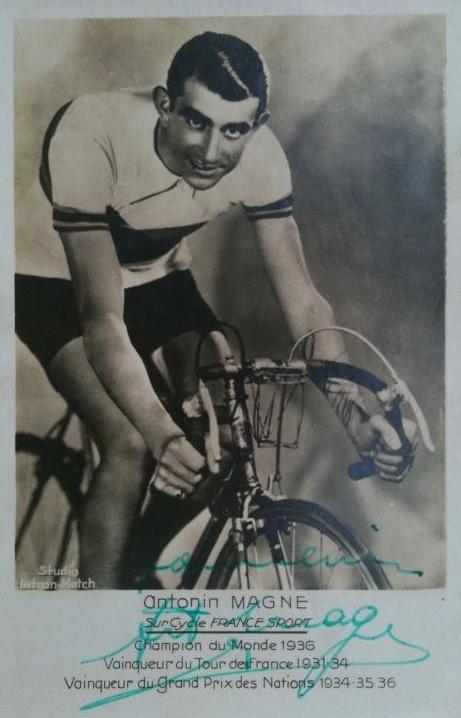 Champion du Monde et double vainqueur du Tour, Antonin Magne se souviendra longtemps du Galibier 1927