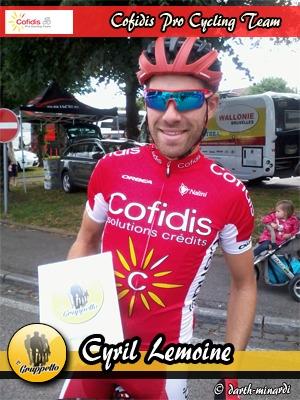 Cyril Lemoine - Cofidis