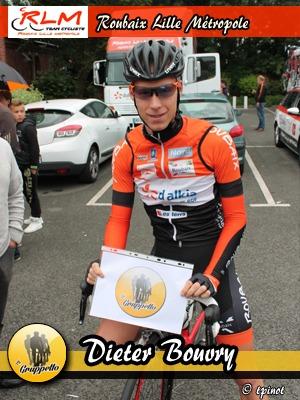 Dieter Bouvry - Roubaix