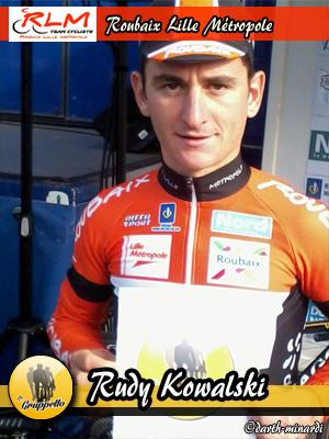 Rudy Kowalski - Roubaix Lille