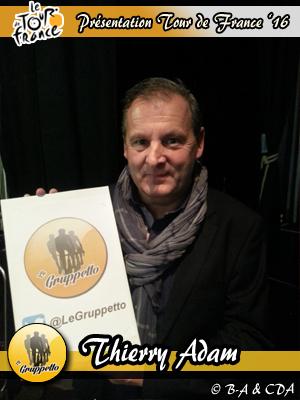 Thierry Adam - TDF