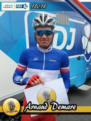 Arnaud Démare - FDJ.fr