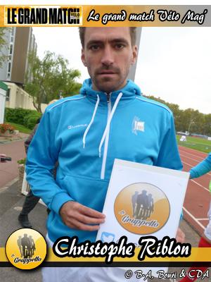 Christophe Riblon - Foot