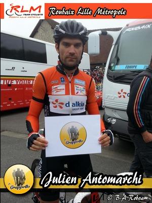 Julien Antomarchi - Roubaix Lille