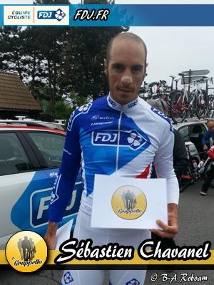 Sébastien Chavanel - FDJ.fr