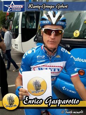 Enrico Gasparotto - Wanty