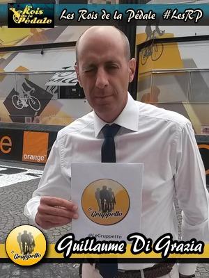 Guillaume Di Grazia - Eurosport