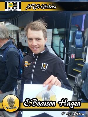 Edvald Boasson Hagen - MTN Qhubeka