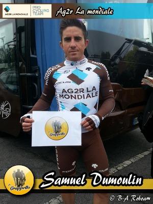 Samuel Dumoulin - AG2R