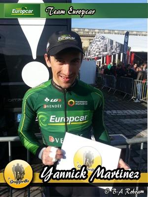 Yannick Martinez - Europcar