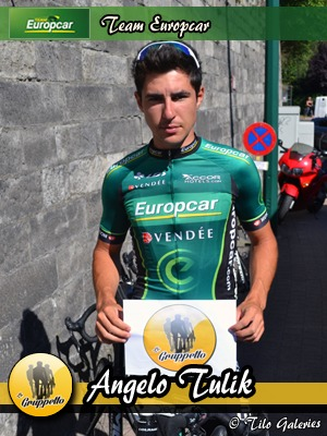 Angelo Tulik - Europcar