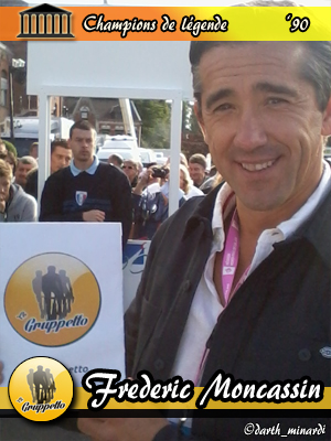 Frédéric Moncassin - Guest