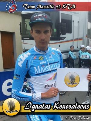 Ignatas Konovalovas - Marseille KTM