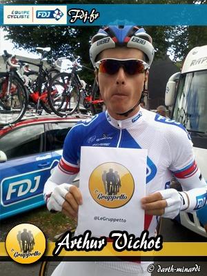 Arthur Vichot - FDJ.fr
