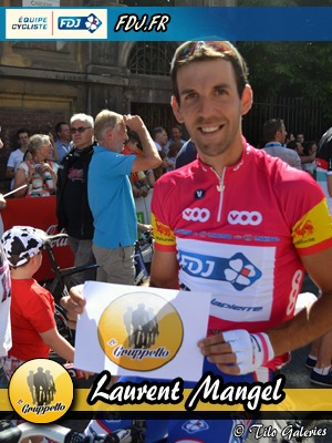 Laurent Mangel - FDJ.fr