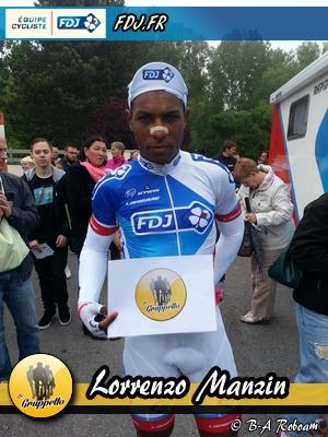 Lorrenzo Manzin - FDJ.fr