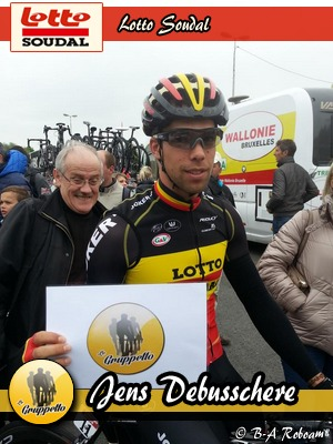 Jens Debusschere - Lotto Soudal