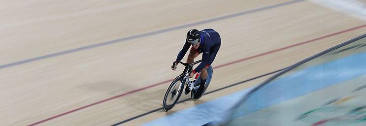 Cyclisme sur piste aux Jeux Olympiques de Rio 2016