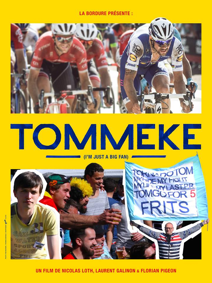L'affiche du film Tommeke, I'm just a big fan