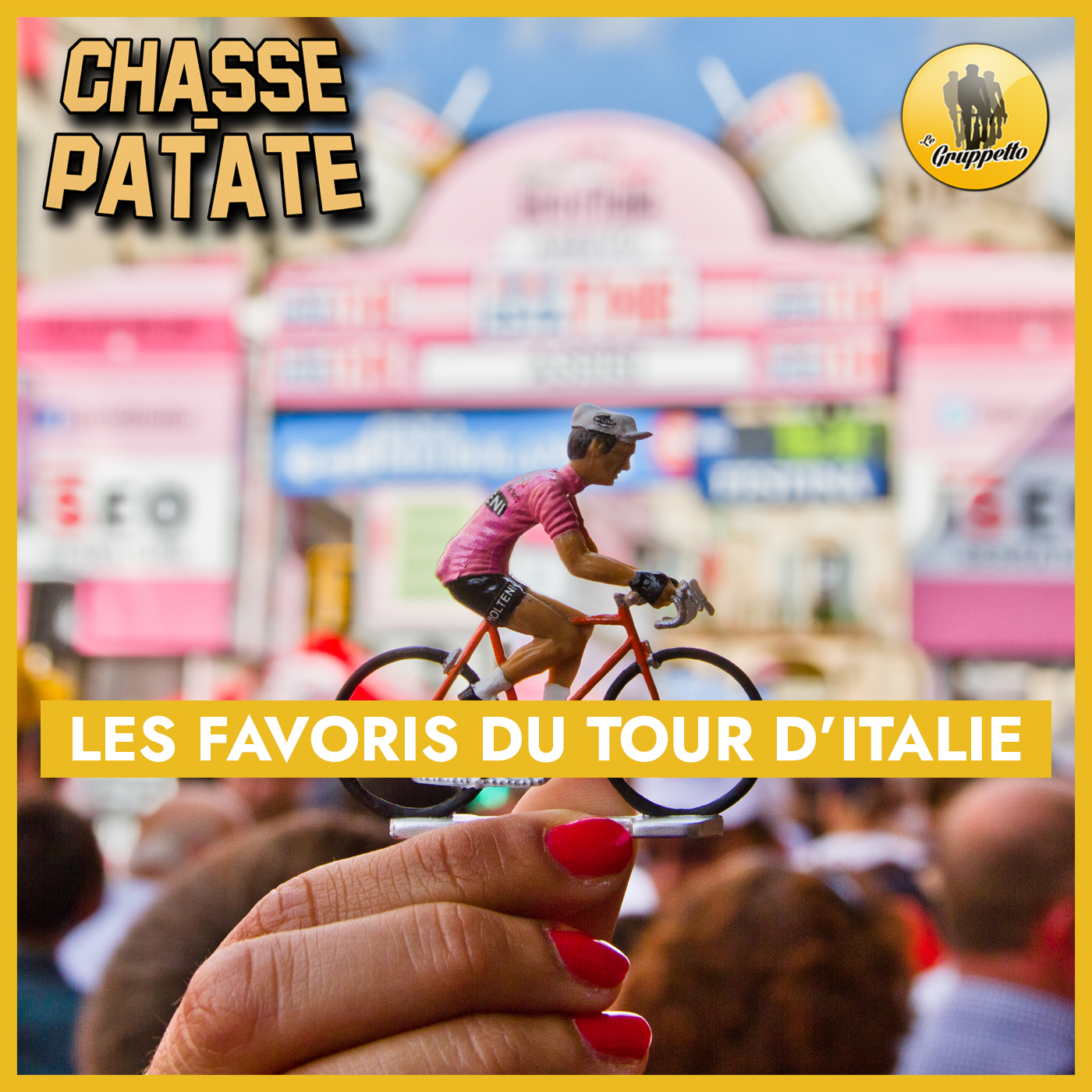 Chasse - Patate
